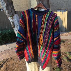 Fresh Prince/Biggie Coogi-style wool sweater